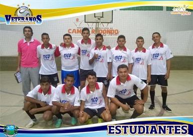 III COPA DE PELADEIROS  - ESTUDIANTES