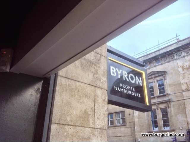 Byron Burgers Sweet Caroline