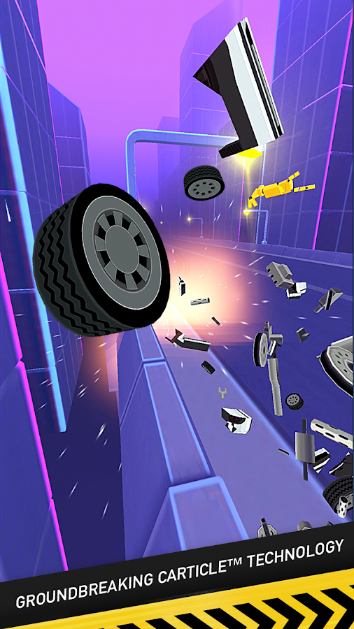 Thumb Drift - Fast & Furious One Touch Car Racing Screenshot 4