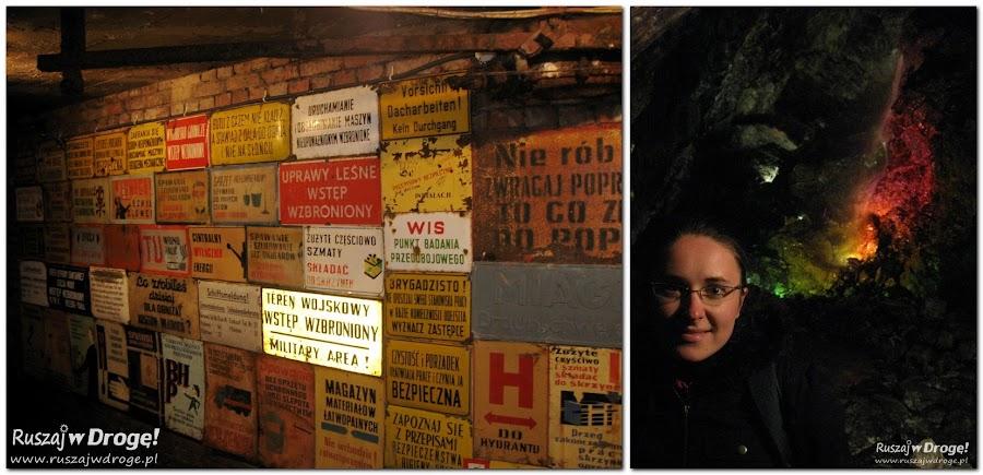 Muzeum Przestróg i Apeli i Podziemny wodospad w Złotym Stoku