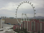 Great view of the High Roller