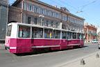 Wesoly irkucki tramwaj. Rocznik <1950.