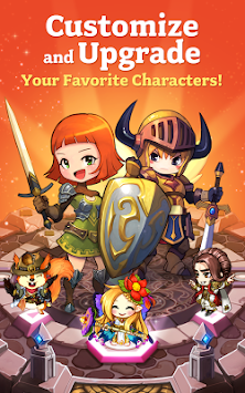 Dungeon Link APK screenshot thumbnail 4