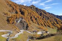 Passo di Fedaia (2057m), Ostrampe.