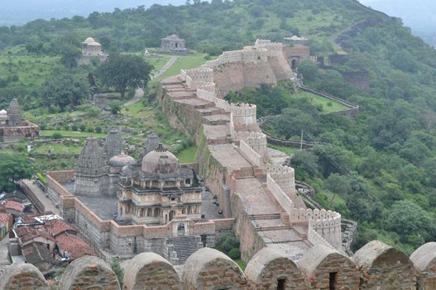 Kumbhalgarh Fort, Udaipur