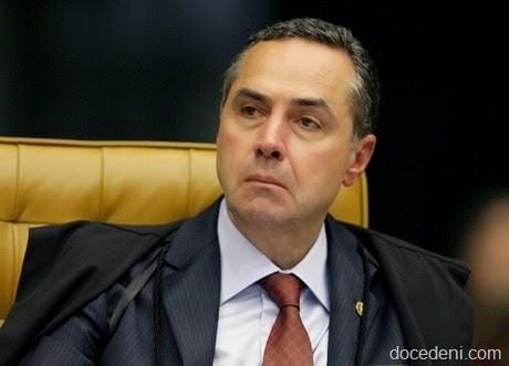 Misnistro do STF Luis Robero Barroso