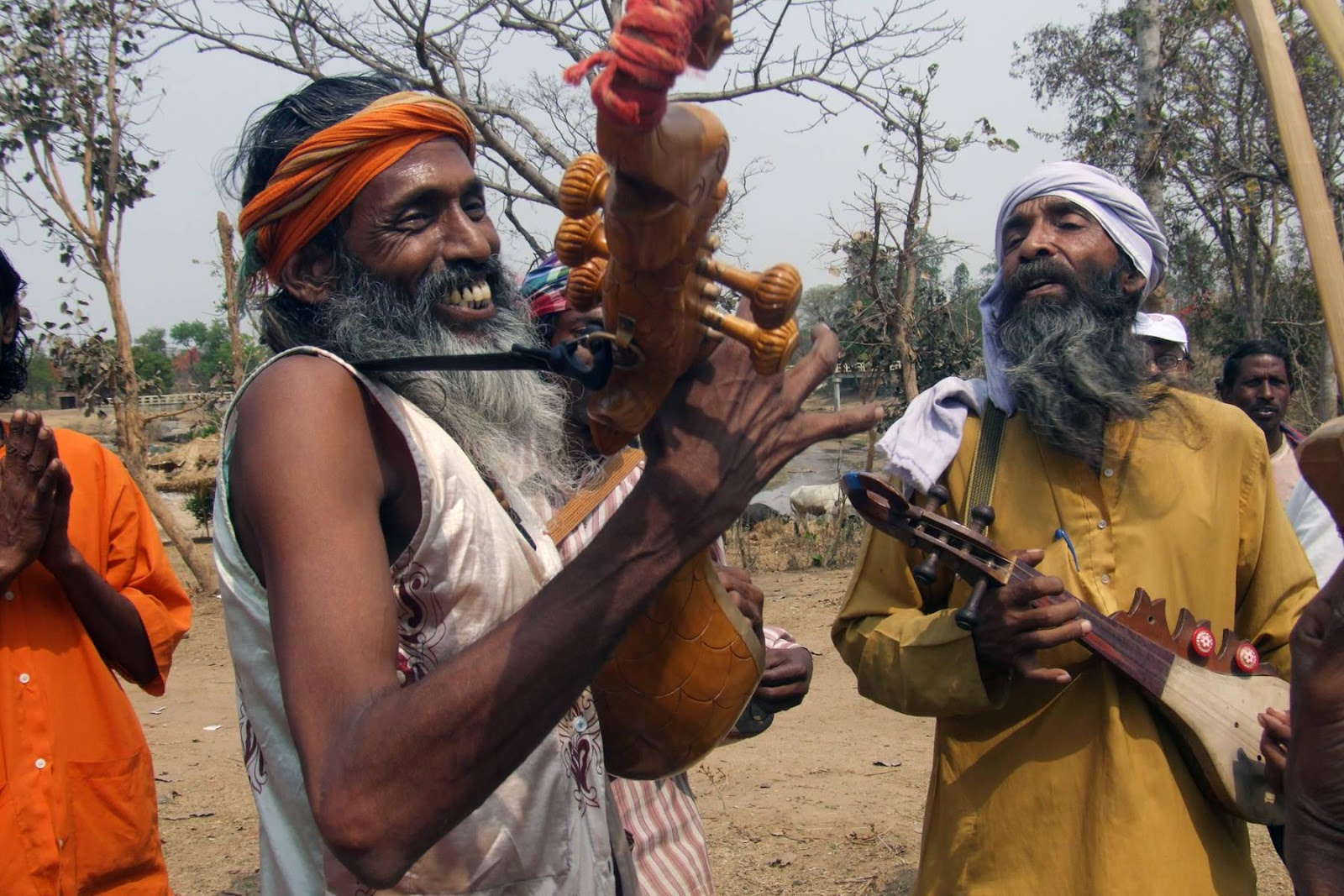 Purulia, West Bengal: Folk