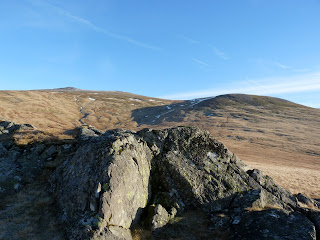 Raise and White Side from Brown Crag
