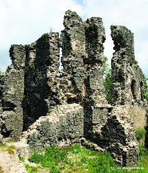 K troskám hradu vás na vrchol kopce Šumná (541 m.n.m.) zavede značená turistická stezka.