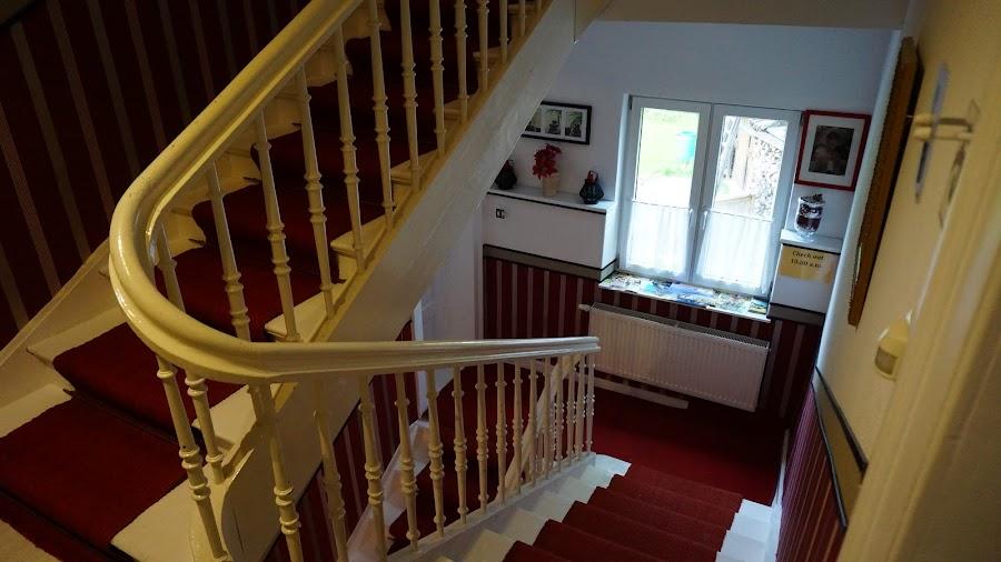 Интерьер отеля Family Apart House L.A-Füssen