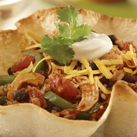 Taco Tortilla Bowl