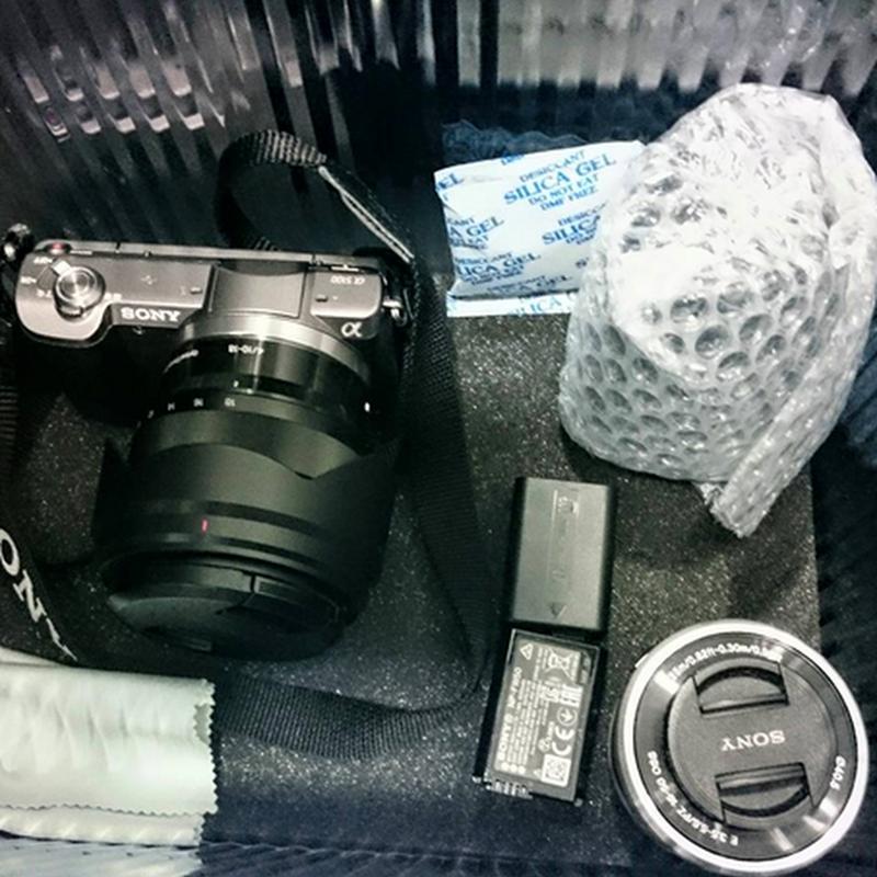 Penjagaan kamera kesayangan anda !