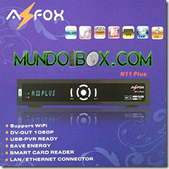 AZFOX N11 PLUS