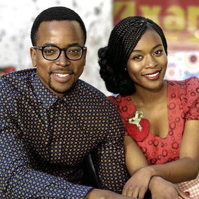 WATCH: Maps Maponyane And Nomzamo Mbatha Try To Find True Love In  'Tell Me Sweet Something' Official Trailer