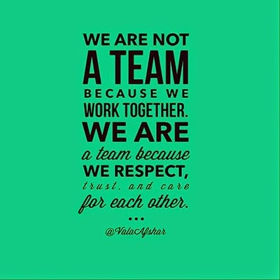Teamwork Quotes and Sayings - 1