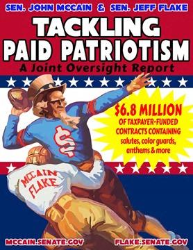 fake patriots