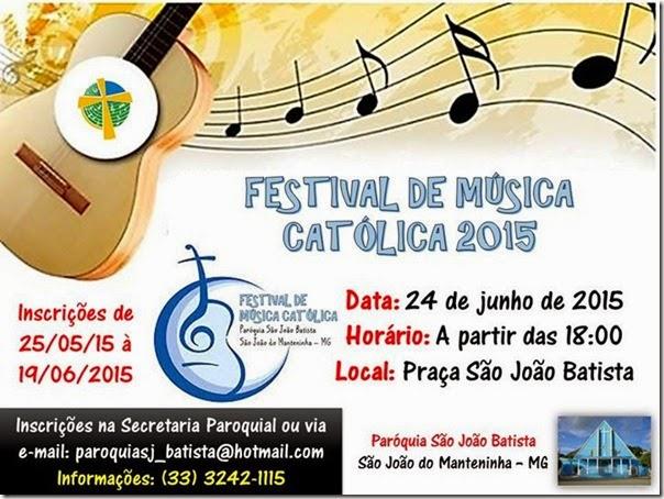 festival de musica catolica