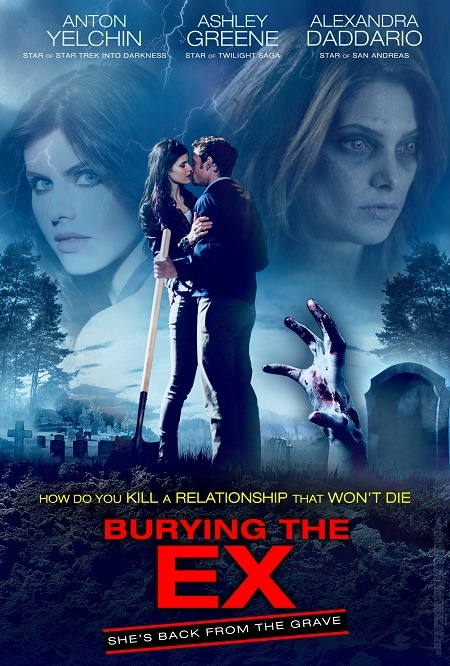 Burying The Ex - poster 450x666