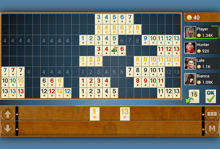 Rummy - Offline Android App Screenshot