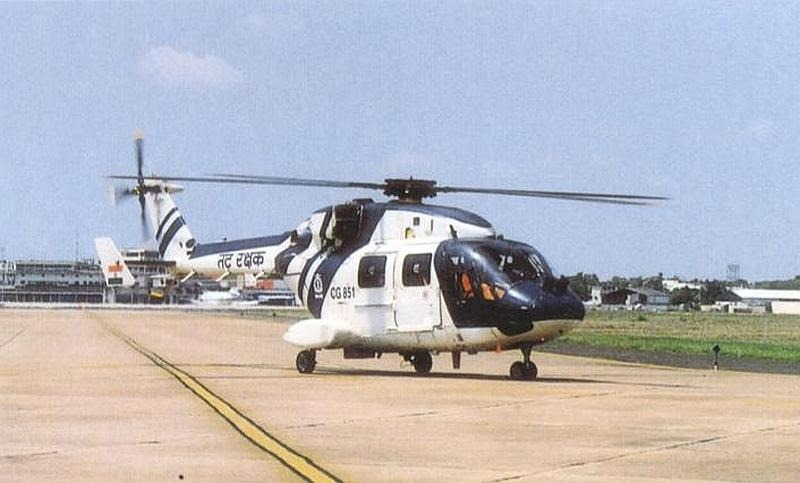 Indian-Coast-Guard-Advanced-Light-Helicopter-ALH-Dhruv
