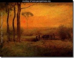 Pastoral-Landscape-At-Sunset