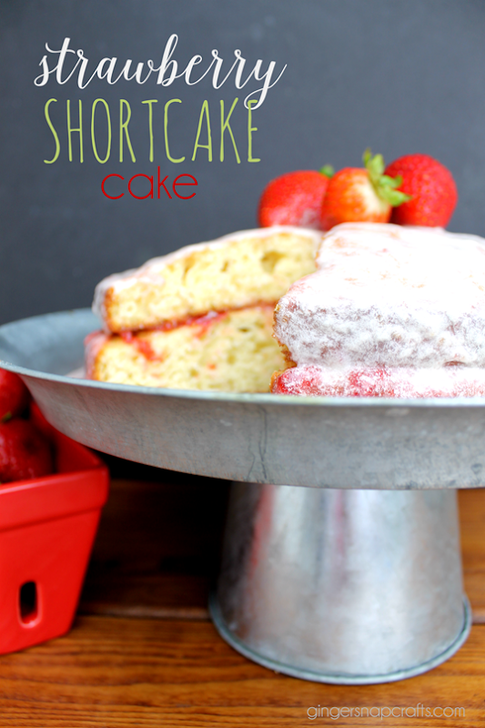 strawberry shortcake cake  (1)