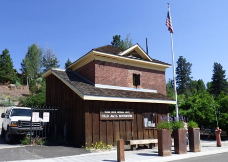 Old Truckee Jail