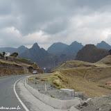 Avenida dos Vulcões, rumo a Baños, Equador