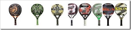 Algunas palas de pádel que pueden evitar la aparición de codo de tenista