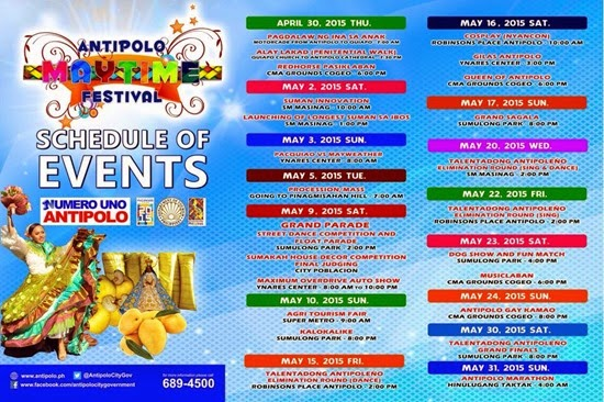 Antipolo Maytime Fstival