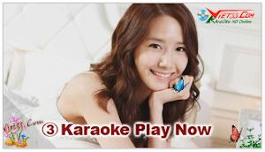 Karaoke - Xin Thời Gian Trôi Mau (Beat)