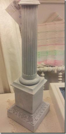 10 Whitewashed lamp AFT 2