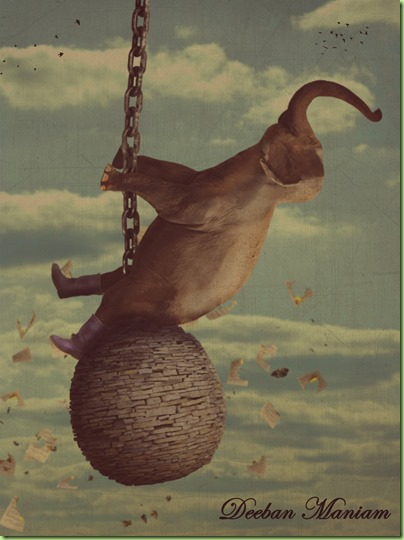 elephant_wrecking_ball_by_deebanmaniam-d73sfan