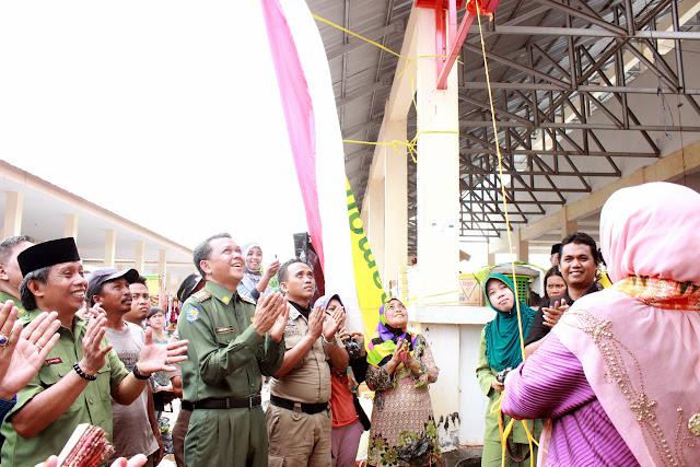 Pasar Lambocca Bantaeng, Modernisasi Tradisional-24