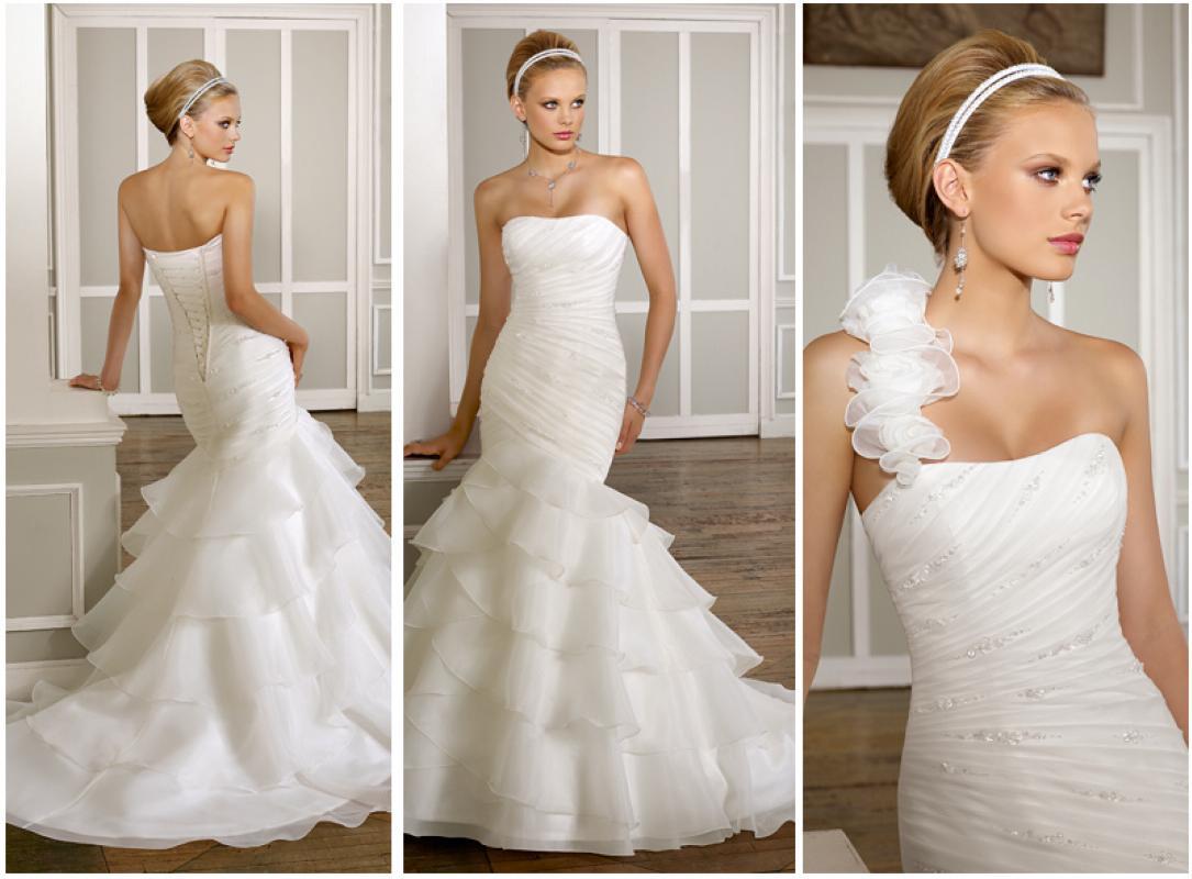 2012 Fashion Wedding Dress