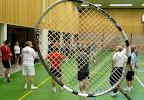 Racket gereed houden