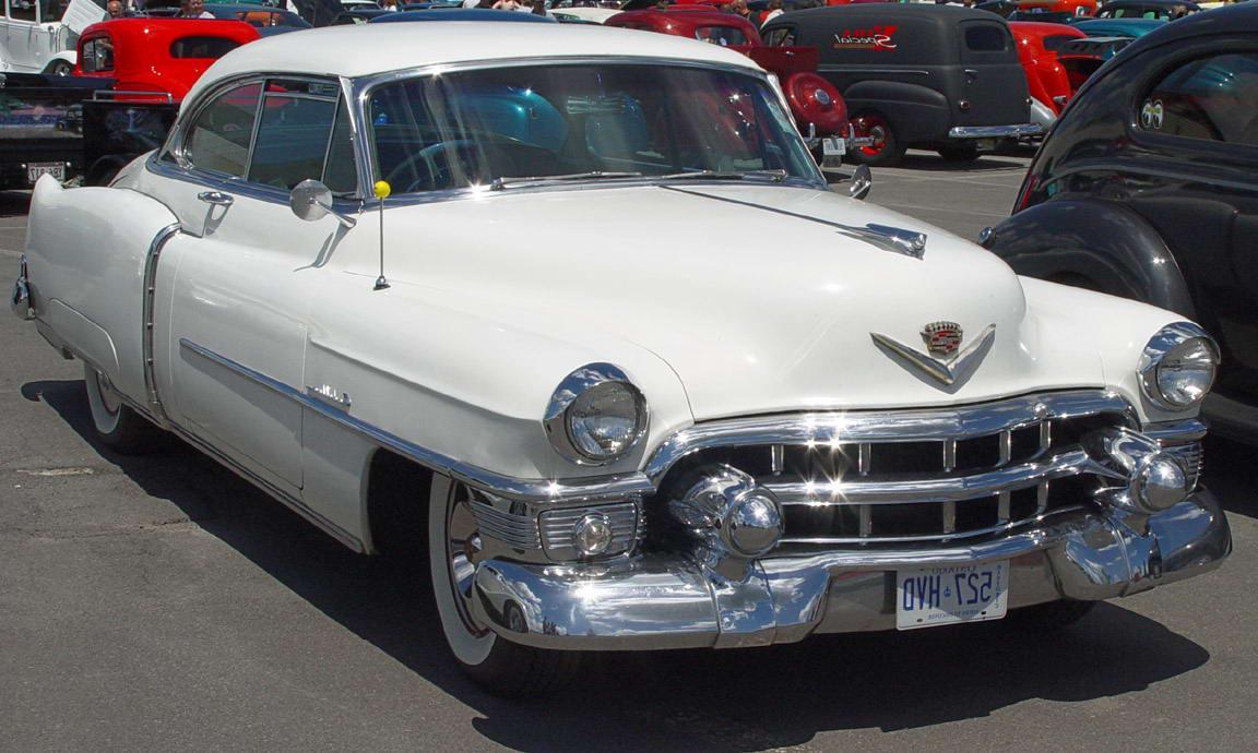Classic Car History - Cadillac