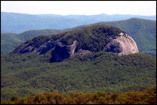 00d - Looking Glass Rock - The Whale - taken from the BRP
