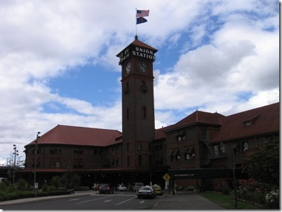 IMG_6984 Union Station in Portland, Oregon on June 10, 2007