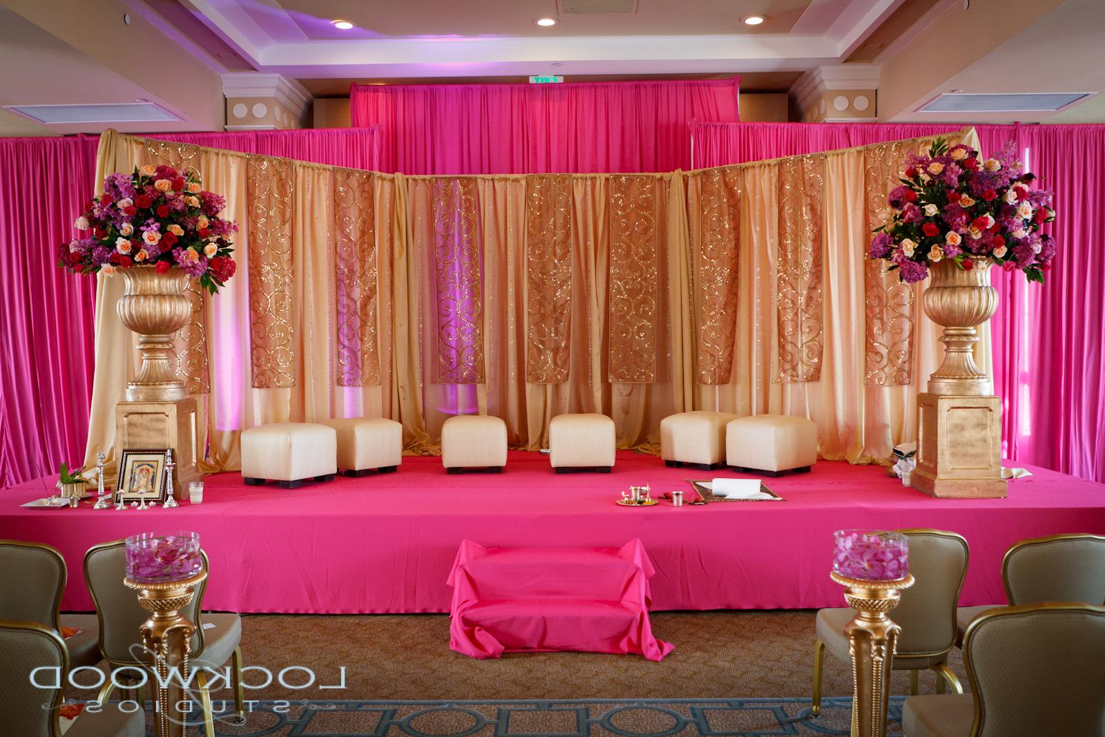 Christian Wedding Stage Decoration Pics : Christian hindu marriage wedding stage flower car decorations and