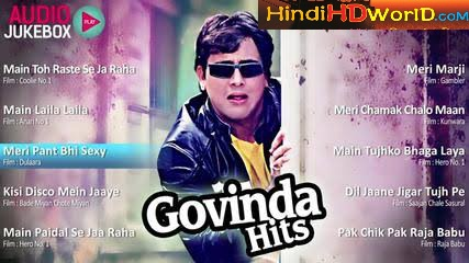 Govinda Hits Mp4-HD Song Download. Old Hits Video