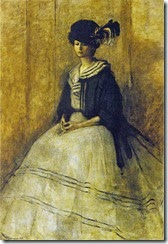 Romaine_Brooks_-_The_Black_Cap