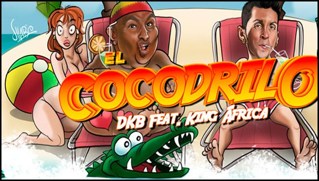 DKB feat. King Africa - El cocodrilo