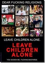 leavechildrenalone