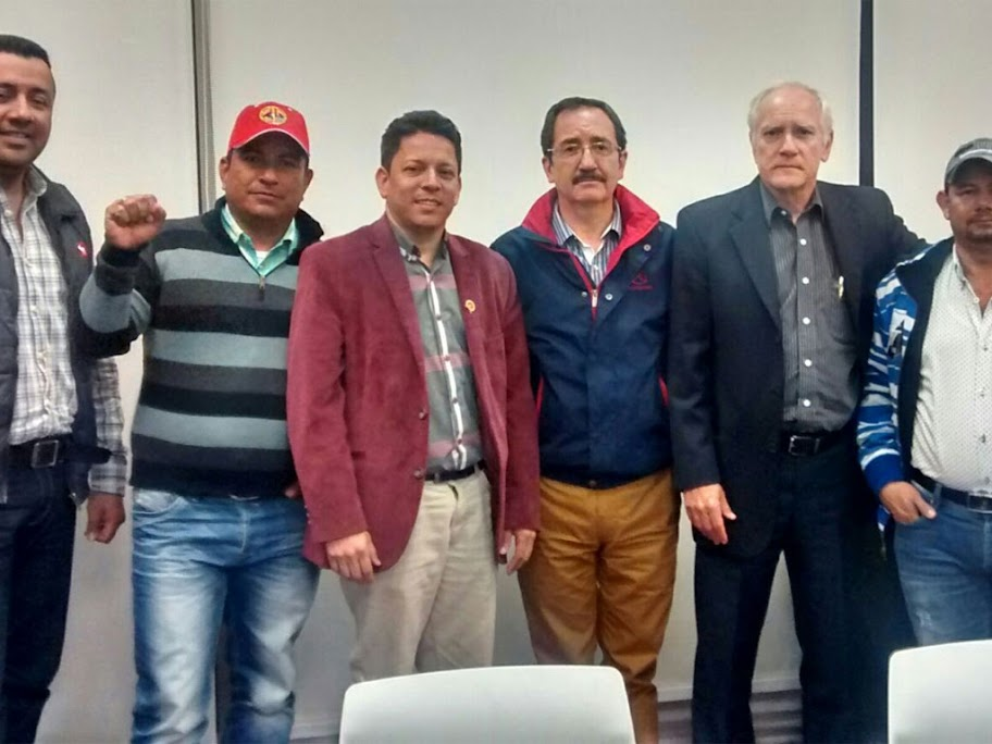USO logró importante convención colectiva con Mansarovar