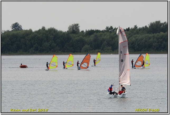 Draycote Waters - August