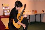 Carlos Martínez Domingo. Tribuna Rosa Gil Bosque de Jóvenes Guitarristas