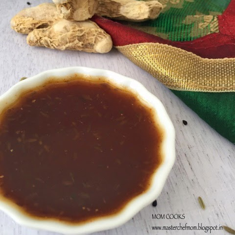sweet chutney for chaat