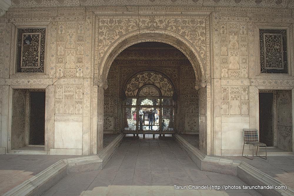 Diwan-i-Khas, Red Fort, Tarun Chandel Photoblog