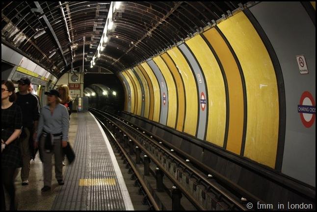 Disused Jubilee Line Platform